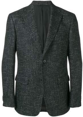 Ermenegildo Zegna tweed blazer
