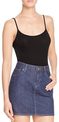 American Apparel Rib U Back Bodysuit $38 thestylecure.com