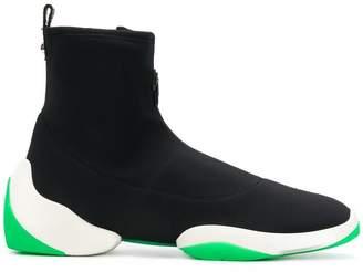 Giuseppe Zanotti Design sock sneakers