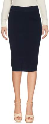 DKNY Knee length skirts - Item 13162113RS