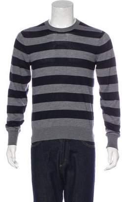 Dolce & Gabbana Striped Cashmere Sweater