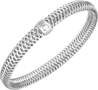 Roberto Coin Primavera Woven Bangle Bracelet