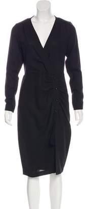 Paul & Joe Wool Midi Dress w/ Tags