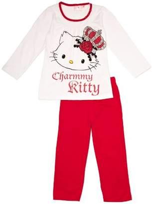 SANRIO Charmmy Kitty PERE2056 Girl's Pyjamas