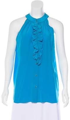 Ramy Brook Silk Sleeveless Top