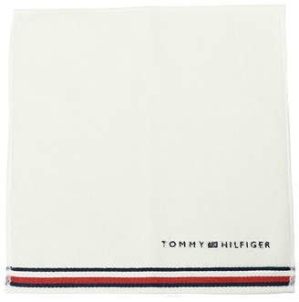Tommy Hilfiger (トミー ヒルフィガー) - TOMMY HILFIGER (M)ハンドタオル トミーヒルフィガー ファッショングッズ