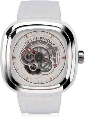 White Steel P1b/02 Automatic Watch