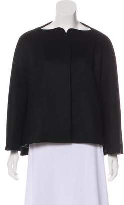 Thierry Mugler Virgin Wool Oversize Jacket