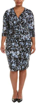 Leota Plus Sheath Dress