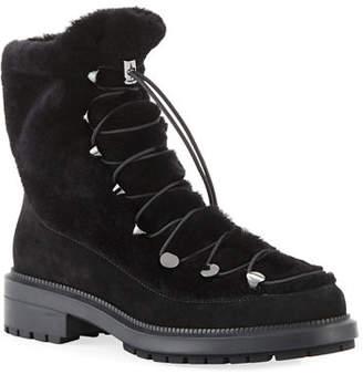 Aquatalia Lorena Shearling Boots