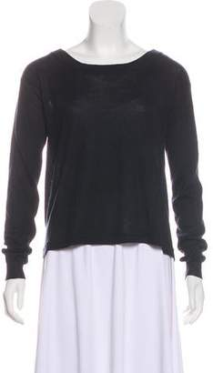 Prada Lightweight Long Sleeve Cardigan