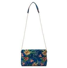 Olga Berg Bailey Tropical Shoulder Bag