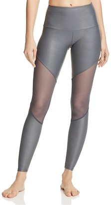 ONZIE Track High Rise Leggings $69 thestylecure.com