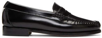 RE/DONE Black Whitney Loafers