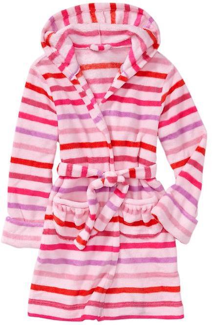 Gap Printed fleece robe