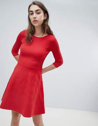 Max & Co. Max&Co Knitted Skater Dress