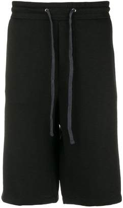 James Perse drawstring track shorts
