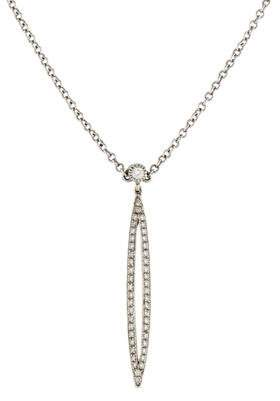 Ralph Lauren K 18K Diamond Pendant Necklace
