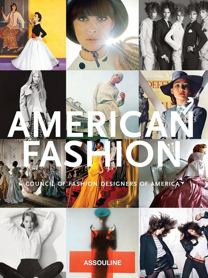 AssoulineAssouline American Fashion book