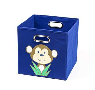 Nuby Monkey Folding Storage Bin