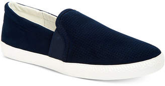 Style&Co. Style & Co Louiza Perforated Slip-On Sneakers