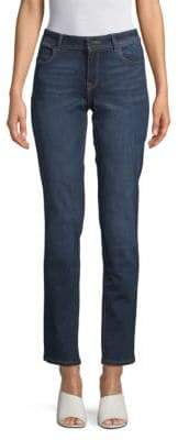 Coco Curvy Slim-Fit Jeans