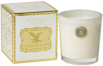 Aquiesse White Birch and Bergamot Candle
