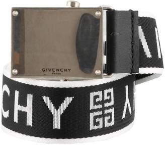 Givenchy 4g Logo Belt