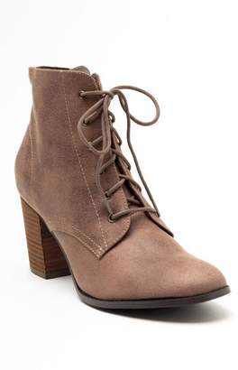 Restricted Time Out Combat Boot - Taupe