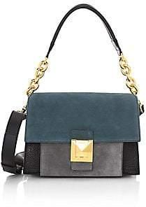 Furla Women's Diva Mini Leather Shoulder Bag