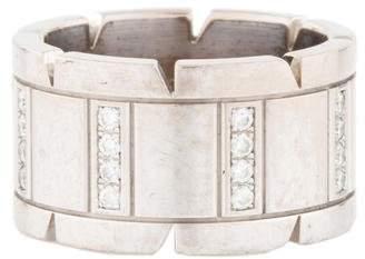 Cartier Tank Francaise Diamond Band