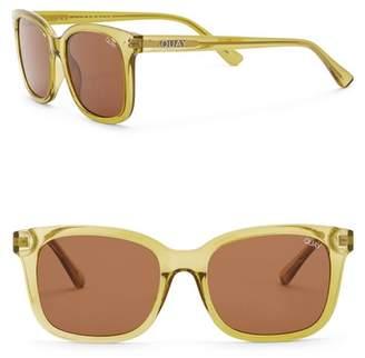 Quay Kingsley Square Sunglasses