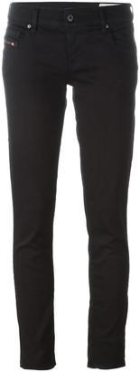 Diesel 'Groupee' skinny jeans $125.06 thestylecure.com