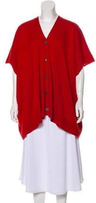 Michael Kors Oversize Cashmere Cardigan