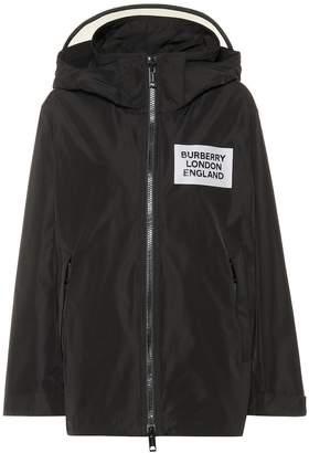 Burberry Printed raincoat