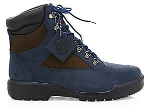 Timberland Men's Field Waterproof Leather & Suede Boots