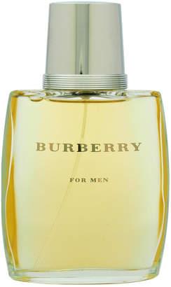 Burberry 3.3Oz For Men Eau De Toilette Spray