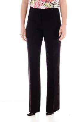 Liz Claiborne Classic Audra Straight Leg Pants - Tall