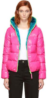 Duvetica Pink Down Thia Jacket