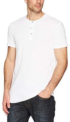 Calvin Klein Jeans Men's Short Sleeve Long Oversized T-Shirt Arid Warms