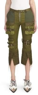 Marques Almeida Marques'Almeida Patchwork Cargo Pants