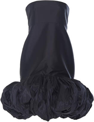 Leal Daccarett Mini Pom Pom Dress