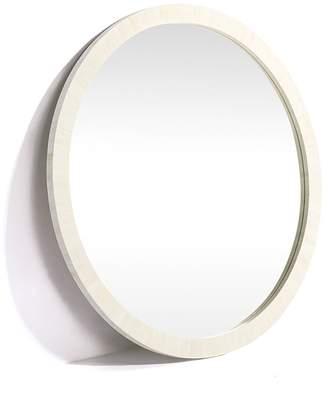 LOMBOK Tepat Design Mirror Bone 90 x 90 CM