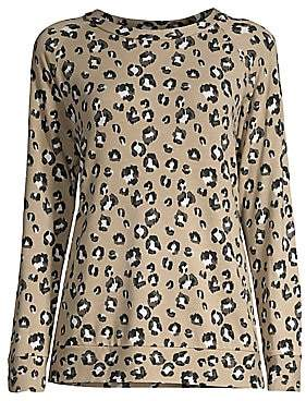 Saks Fifth Avenue Women's COLLECTION Hattie French Terry Sweatshirt