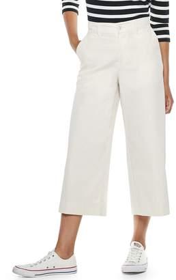 Popsugar Women's POPSUGAR Crop Flare-Leg Pants