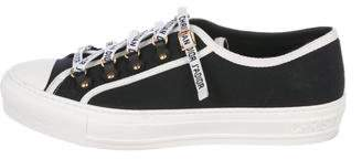 Christian Dior Low-Top Lace-Up Sneakers