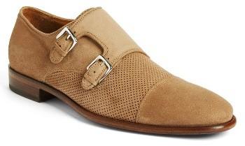 Bruno MagliMen's Bruno Magli Wesley Double Monk Strap Shoe