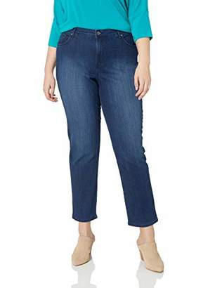 Gloria Vanderbilt Women's Rail Straight Leg Jean