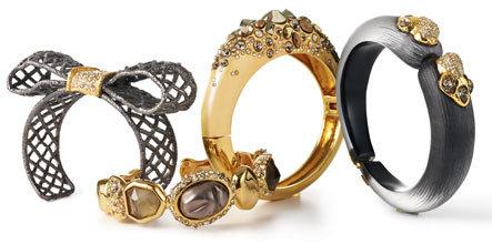 Alexis Bittar Jeweled Statement Bracelets