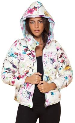 Hale Bob Suri Reversible Puffer Jacket